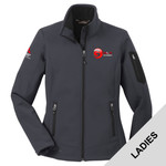 EB535 - EMB - Ladies Ripstop Soft Shell Jacket