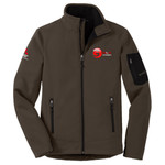 EB534 - EMB - Ripstop Soft Shell Jacket