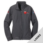 EB531 - EMB - Ladies Soft Shell Jacket