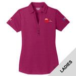 LOG126 - EMB - Ladies Onyx Polo