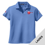L469 - EMB - Ladies Wicking Polo